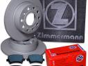 Brzdná sada ZIMMERMANN zadná VW Passat 2,0-TDI (3C5) Variant