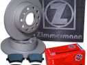 Brzdná sada ZIMMERMANN zadná Volkswagen Touran 2,0 TDI (1T11T2)