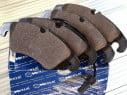 Brzdové platničky predné so snímačom opotrebenia Meyle AUDI A4 A5