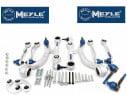 Veľká sada ramien predná náprava 12 dielná Meyle HD AUDI A4 LIMOUSINE AVANT CABRIO