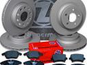 Brzdná sada ZIMMERMANN predná + zadná Audi A6 3.0 TDI quattro (4G5, C7, 4G)