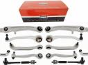 Veľká sada ramien predná zosilnená v HD prevedení AUDI A8 4E_ + VW PHAETON 3D_