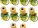 10x Olejový filter MANN-FILTER SMART