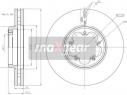 2x brzdové kotúče predné 288mm FORD