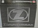 2x brzdové kotúče predné ZIMMERMANN JAGUAR XK 8