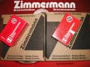 Brzdná sada predná + zadná ZIMMERMANN FORD MONDEO 3 III