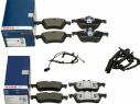 Brzdové platničky komplet predné + zadné Bosch MINI R50 R52 R53