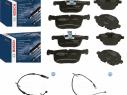Brzdové platničky predné + zadné Bosch BMW X3 F25