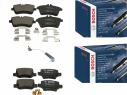 Brzdové platničky predné + zadné Bosch MERCEDES B KLASSE W245