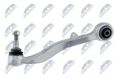 Rameno predné spodné pravé komplet s čapom BMW 6 04-10, 7 01-08