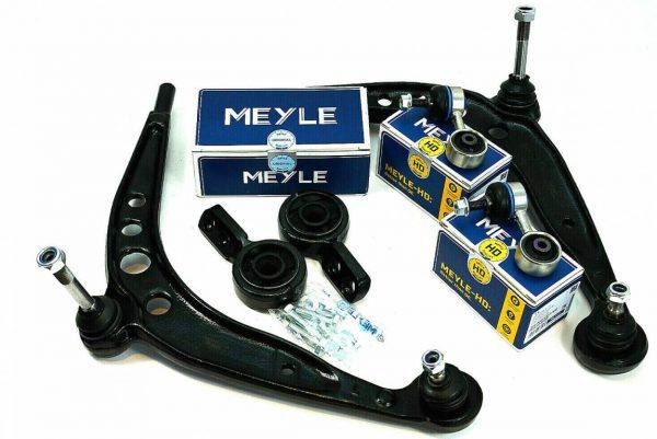 Sada ramien predná 6-dielná Meyle, Rag BMW 3er E30