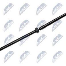 Kardanový hriadeľ, kardanová tyč NISSAN AWD QASHQAI J10 07-13, RENAULT KOLEOS 07-13
