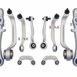 Sada ramien predná náprava AUDI A8 4E_ + VW PHAETON 3D_